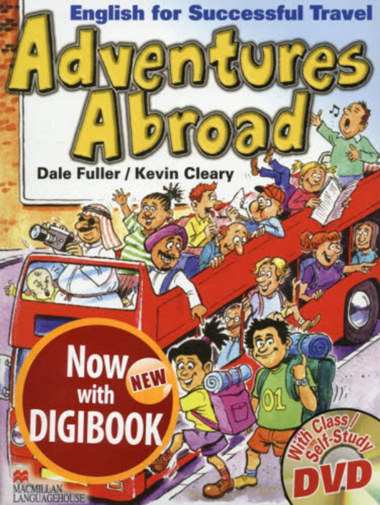 Adventures Abroad Cover