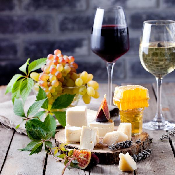 【旅するように楽しむ、ワイン&チーズ】